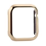 Чехол пластиковый бампер PC COTEetCI для Apple Watch Series 5/ 4 (CS7065-GD) 40мм Золотистый