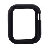 Чехол алюминиевый бампер COTEetCI магнитная рамка для Apple Watch Series 5/ 4 (CS7057-BK) 40мм Черный