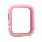 Чехол силиконовый бампер COTEetCI Liquid Silicone Case для Apple Watch Series 5/ 4 (CS7067-LP) 40мм Розовый