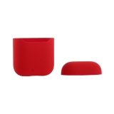 Чехол Liquid Silicone Case COTEetCI (AP17) Pods UNIVERSAL для AirPods 2/ 1 (CS8135-RD) Красный