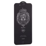 Стекло защитное Remax 9D GL-35 Emperor Series Антишпион Твердость 9H для iPhone 8 Plus/ 7 Plus (5.5) 0.22mm Black