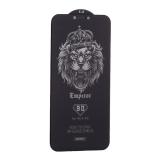 Стекло защитное Remax 9D GL-35 Emperor Series Антишпион Твердость 9H для iPhone 11 Pro/ XS/ X (5.8) 0.22mm Black