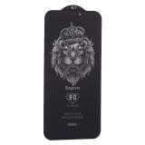 Стекло защитное Remax 9D GL-35 Emperor Series Антишпион Твердость 9H для iPhone 11/ XR (6.1) 0.22mm Black