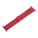 Ремешок COTEetCI W17 Magic Tape Band (WH5226-MF-44) для Apple Watch 42 мм Hibiscus Pink Гибискус Розовый