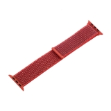 Ремешок COTEetCI W17 Magic Tape Band (WH5226-XT-44) для Apple Watch 44 мм Apricot Pink Абрикосово-розовый