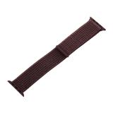 Ремешок COTEetCI W17 Magic Tape Band (WH5225-YZ-40) для Apple Watch 40 мм Purple Smoke Фиолетовый Дым