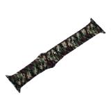 Ремешок силиконовый COTEetCI W45 Color (WH5279-CL) для Apple Watch 42 мм Army camouflage Армейский камуфляж