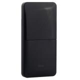 Аккумулятор внешний универсальный Hoco J42 10000 mAh High power mobile power bank (2USB:5V-2.0A Max) Черный