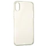 Чехол-накладка силикон Anycase TPU A-140052 для iPhone X (5.8) 1.0 мм прозрачный