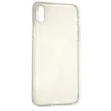 Чехол-накладка силикон Deppa Gel Case D-87170 для iPhone XR (6.1) 0.6мм Прозрачный