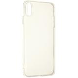 Чехол-накладка силикон Deppa Gel Case D-87171 для iPhone XS Max (6.5) 0.6 мм Прозрачный