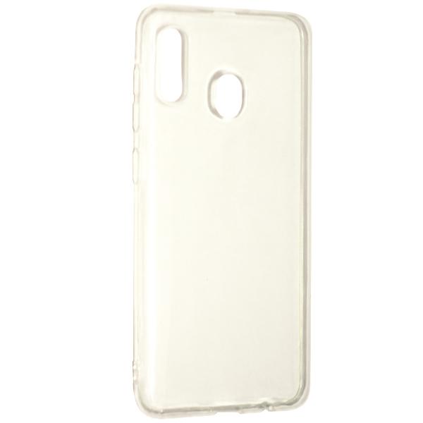 Чехол-накладка силикон Deppa Gel Case D-87320 для Samsung GALAXY A30 (2019)/ A20 (2019) 0.6мм Прозрачный