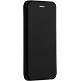 Чехол-книжка кожаный Innovation Case для Samsung Galaxy A40 Черный