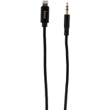 Кабель Hoco UPA13 Sound source series Apple digital audio conversion Cable Lightning to 3.5mm jack (1.0 м) Black Черный