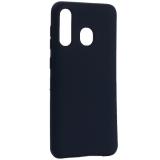Чехол-накладка силиконовый BoraSCO Hard Case для Samsung Galaxy A30/ A20 (A305/A205) синий