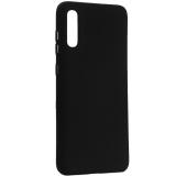 Чехол-накладка силиконовый BoraSCO B-36891 Hard Case для Samsung Galaxy A70 (A705) черный