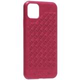 Накладка кожаная Santa Barbara Polo&Racquet Club Ravel Series для iPhone 11 Pro Max (6.5) Красная
