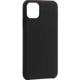 Чехол-накладка силиконовый TOTU Brilliant Series Silicone Case для iPhone 11 Pro Max (6.5) Черный