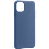 Чехол-накладка силиконовый TOTU Brilliant Series Silicone Case для iPhone 11 Pro Max (6.5) Синий