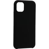 Чехол-накладка силиконовый TOTU Brilliant Series Silicone Case для iPhone 11 (6.1) Черный