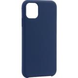Чехол-накладка силиконовый TOTU Brilliant Series Silicone Case для iPhone 11 (6.1) Синий