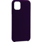 Чехол-накладка силиконовый TOTU Brilliant Series Silicone Case для iPhone 11 (6.1) Фиолетовый