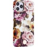 Чехол-накладка KINGXBAR для iPhone 11 Pro (5.8) пластик со стразами Swarovski (Пион)