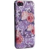 Чехол-накладка пластиковый Fashion Case для iPhone 8 (4.7) с силиконовыми бортами Розовый вид №3