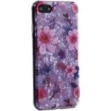 Чехол-накладка пластиковый Fashion Case для iPhone 8 (4.7) с силиконовыми бортами Розовый вид №4