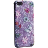 Чехол-накладка пластиковый Fashion Case для iPhone 8 (4.7) с силиконовыми бортами Розовый вид №5
