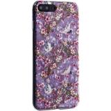 Чехол-накладка пластиковый Fashion Case для iPhone 8 Plus (5.5) с силиконовыми бортами Розовый вид №1