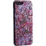 Чехол-накладка пластиковый Fashion Case для iPhone 8 Plus (5.5) с силиконовыми бортами Розовый вид №2