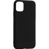 Чехол-накладка силикон Deppa Gel Color Case Basic D-87228 для iPhone 11 (6.1) 0.8 мм Черный