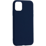 Чехол-накладка силикон Deppa Gel Color Case Basic D-87229 для iPhone 11 (6.1) 0.8 мм Синий