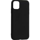 Чехол-накладка силикон Deppa Gel Color Case Basic D-87225 для iPhone 11 Pro (5.8) 0.8 мм Черный