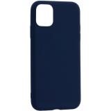 Чехол-накладка силикон Deppa Gel Color Case Basic D-87226 для iPhone 11 Pro (5.8) 0.8мм Синий