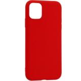 Чехол-накладка силикон Deppa Gel Color Case Basic D-87227 для iPhone 11 Pro (5.8) 0.8 мм Красный