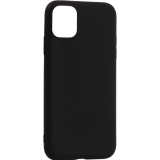Чехол-накладка силикон Deppa Gel Color Case Basic D-87231 для iPhone 11 Pro Max (6.5) 0.8мм Черный