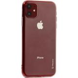 Чехол-накладка силикон Deppa Gel Case D-87223 для iPhone 11 (6.1) 1.0 мм Прозрачный