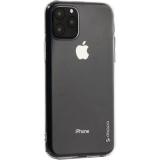 Чехол-накладка силикон Deppa Gel Case D-87222 для iPhone 11 Pro (5.8) 1.0мм Прозрачный