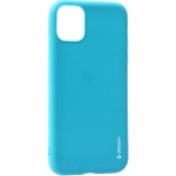 Чехол-накладка силикон Deppa Gel Color Case D-87241 для iPhone 11 (6.1) 1.0 мм Синий