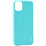 Чехол-накладка силикон Deppa Gel Color Case D-87243 для iPhone 11 (6.1) 1.0 мм Мятный