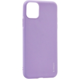Чехол-накладка силикон Deppa Gel Color Case D-87250 для iPhone 11 Pro Max (6.5) 1.0мм Лавандовый