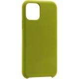 Чехол-накладка силикон Deppa Liquid Silicone Case D-87298 для iPhone 11 (6.1) 1.5 мм Оливковый