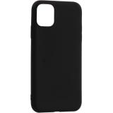 Чехол-накладка силикон Deppa Liquid Silicone Case D-87300 для iPhone 11 (6.1) 1.5 мм Черный