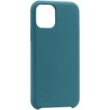Чехол-накладка силикон Deppa Liquid Silicone Case D-87304 для iPhone 11 (6.1) 1.5 мм Синий