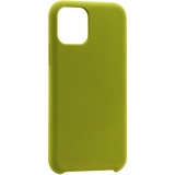 Чехол-накладка силикон Deppa Liquid Silicone Case D-87288 для iPhone 11 Pro (5.8) 1.5 мм Оливковый