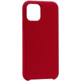 Чехол-накладка силикон Deppa Liquid Silicone Case D-87309 для iPhone 11 Pro Max (6.5) 1.5мм Красный