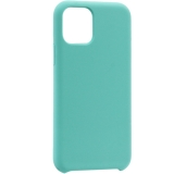 Чехол-накладка силикон Deppa Liquid Silicone Case D-87316 для iPhone 11 Pro Max (6.5) 1.5мм Мятный