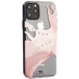 Чехол-накладка White Diamonds Liquids пластик для iPhone 11 Pro (5.8) с кристаллами Swarovski (805092) 1400LIQ56 Прозрачный